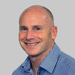 Sean Corbett MBE - Security and Geointelligence Director